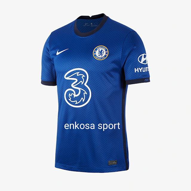 Jual Jersey Chelsea Home Musim 2020/2021