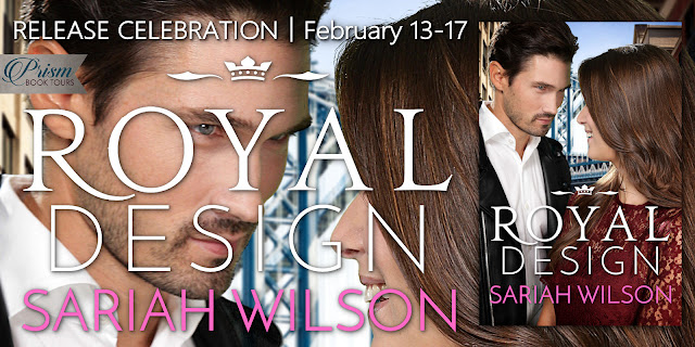 Royal Design by Sariah Wilson – Release Day Celebration