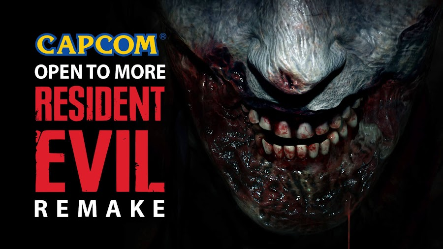 capcom resident evil 2 remake