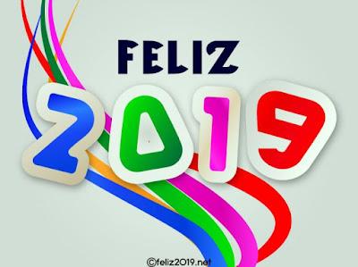 FELIZ 2019 PARA TODOS !!
