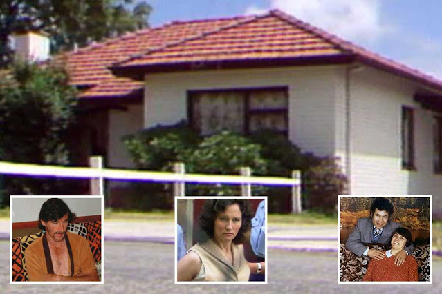 House of Horrors of 'Oz's Fred and Rose West' who killed women after chillingly codenaming plot 'the munchies'