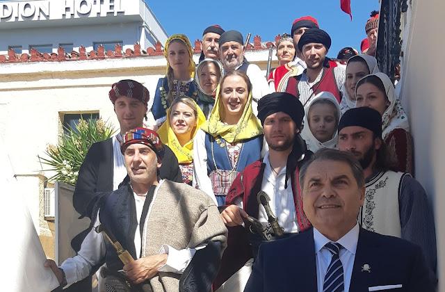 Στο Άργος τίμησαν τους απογόνους των ηρώων του 1821