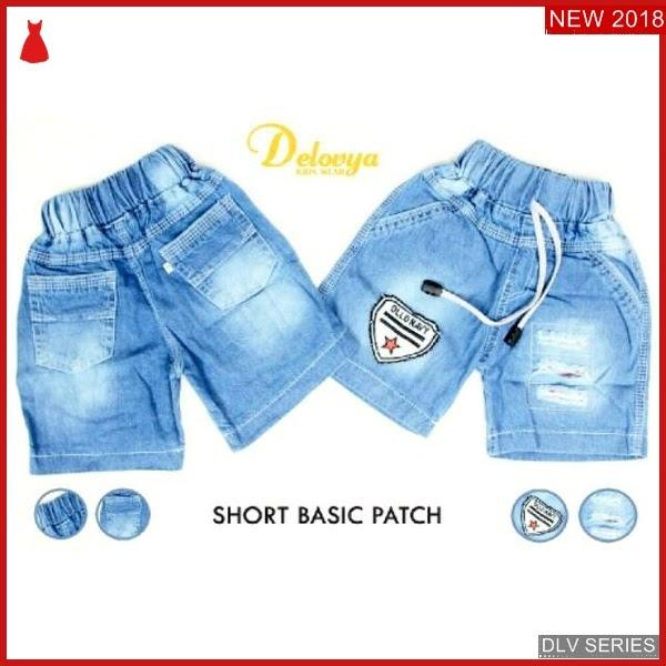 DLV19S39 Short Jeans Anak Ripped Celana Pendek Balita Murah BMG