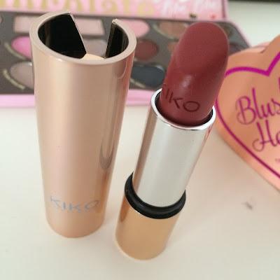Kiko, Velver Mat Lipstick
