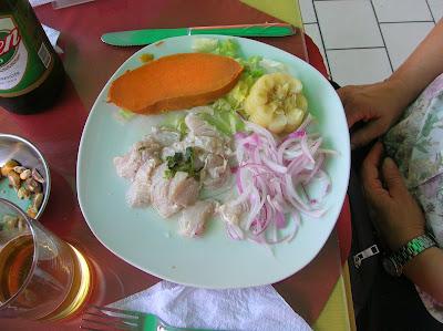 Ceviche de pescado, Perú, La vuelta al mundo de Asun y Ricardo, round the world, mundoporlibre.com