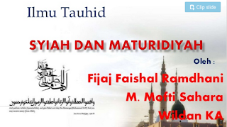 "Download Gratis Ebook ""Aliran Syi'ah Dan Ma'turidiyah"""