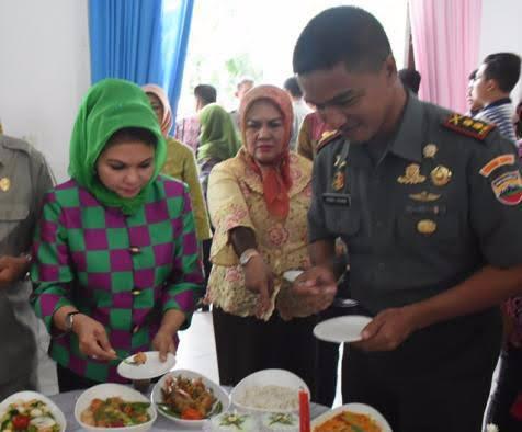 Dandim Kodim 0204 / DS dan Jajarannya Targetkan Swasembada Pangan di Wilayah Deli Serdang