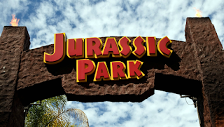 A Mess of Speculation: Islands of Adventure and Jurassic Park