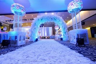Prisma Ballroom Wedding Hall, Gedung Pernikahan Jakarta Barat
