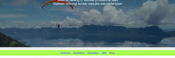 Membuat Website Curricullum Vitae Online Gratis full tutorial