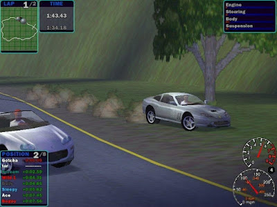 Need For Speed 4 High Stakes Free Download For PC