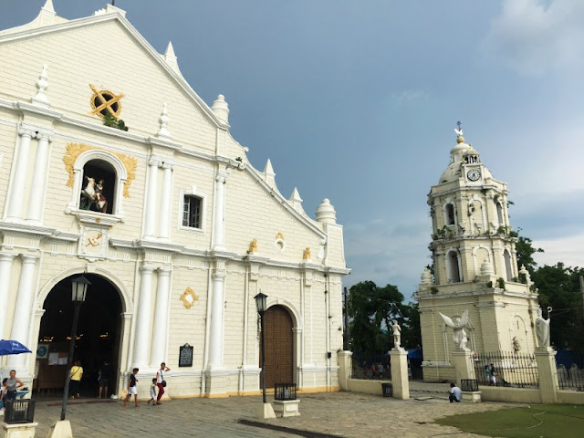 Vigan Cathedral or the Metropolitan Cathedral of the Conversion of Saint Paul the Apostle is one of the tourist spots in Ilocos Sur