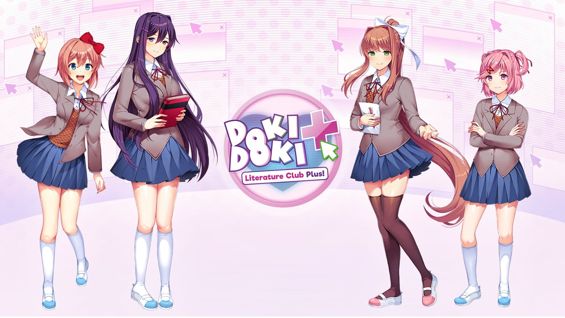 The best words for every girl at Doki Doki Literature Club Plus!