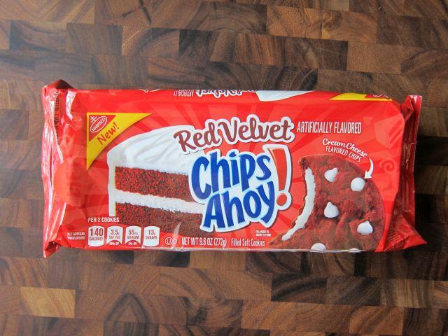 Chips Ahoy! Filled