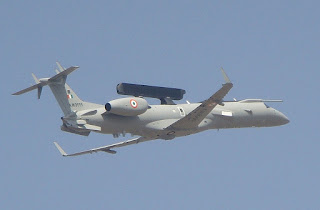 DRDO AEW&C on Embraer