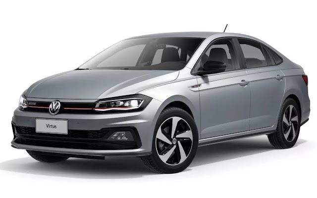 Virtus 2020 GTS já está no site: preço parte de R$ 104.940