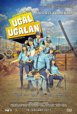Sinopsis film Security Ugal-Ugalan (2017)