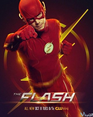 Người Hùng Tia Chớp Phần 6 - The Flash (Season 6)