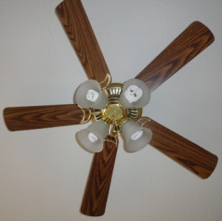 Theartisticfarmer Easy Ceiling Fan Redo Awesome