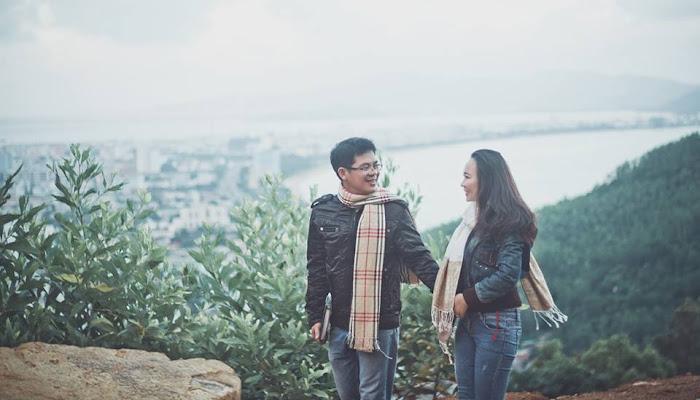 Tình Đôi ta là Thơ Mộng Hữu Tình Trên Ngọn Núi Cao | Couple Love