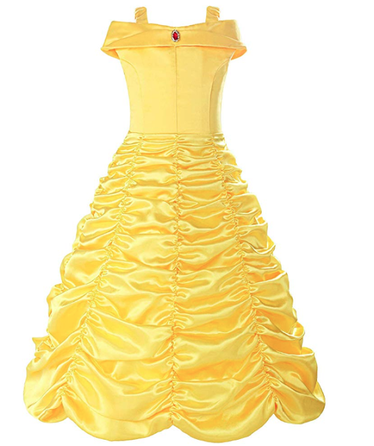 Belle Dress Up Costume
