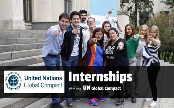 United Nations Global Compact Internship Fall 2019 for young Professionals – New York, USA.