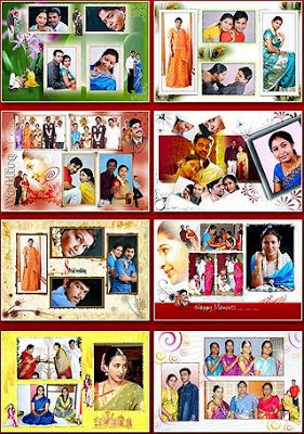 Wedding Karizma Album Psd
