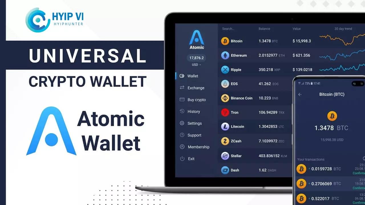 Atomic Wallet là gì?
