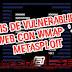 Pentesting con Metasploit: Análisis de vulnerablidades Web con WMAP
