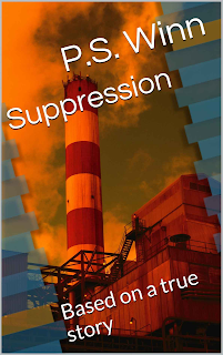 Front cover of Suppression by P.S. Winn