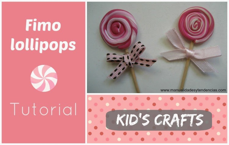How to make a fimo lollipop