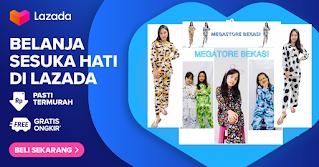 Megatore Bekasi Gudang Baju Anak