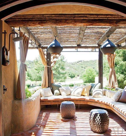 green pear diaries espacios con encanto terrazas
