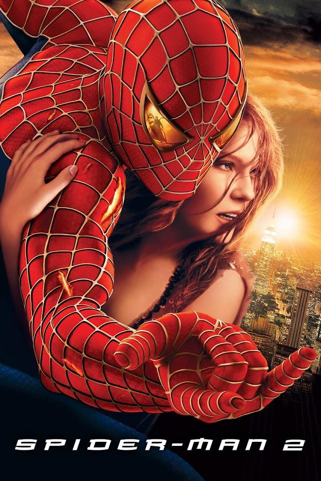 Spider-Man 2 2004 x264 720p Esub BluRay Dual Audio English Hindi THE GOPI SAHI