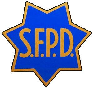 San Francisco Police Department BULLITT MI6 Carroll Trust ...