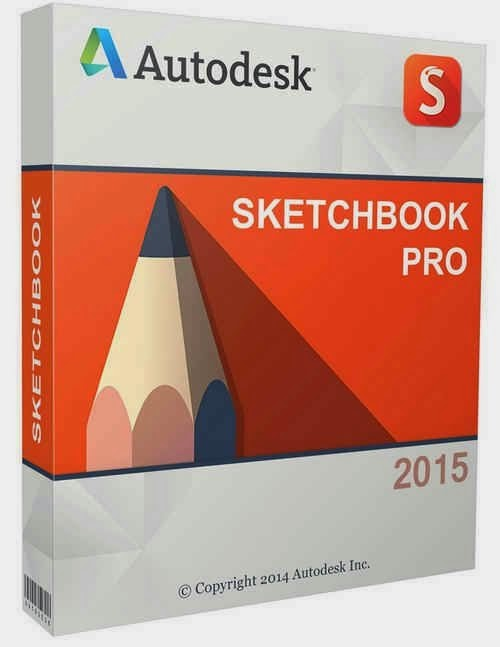 Autodesk Sketchbook Pro 7 Portable Tile
