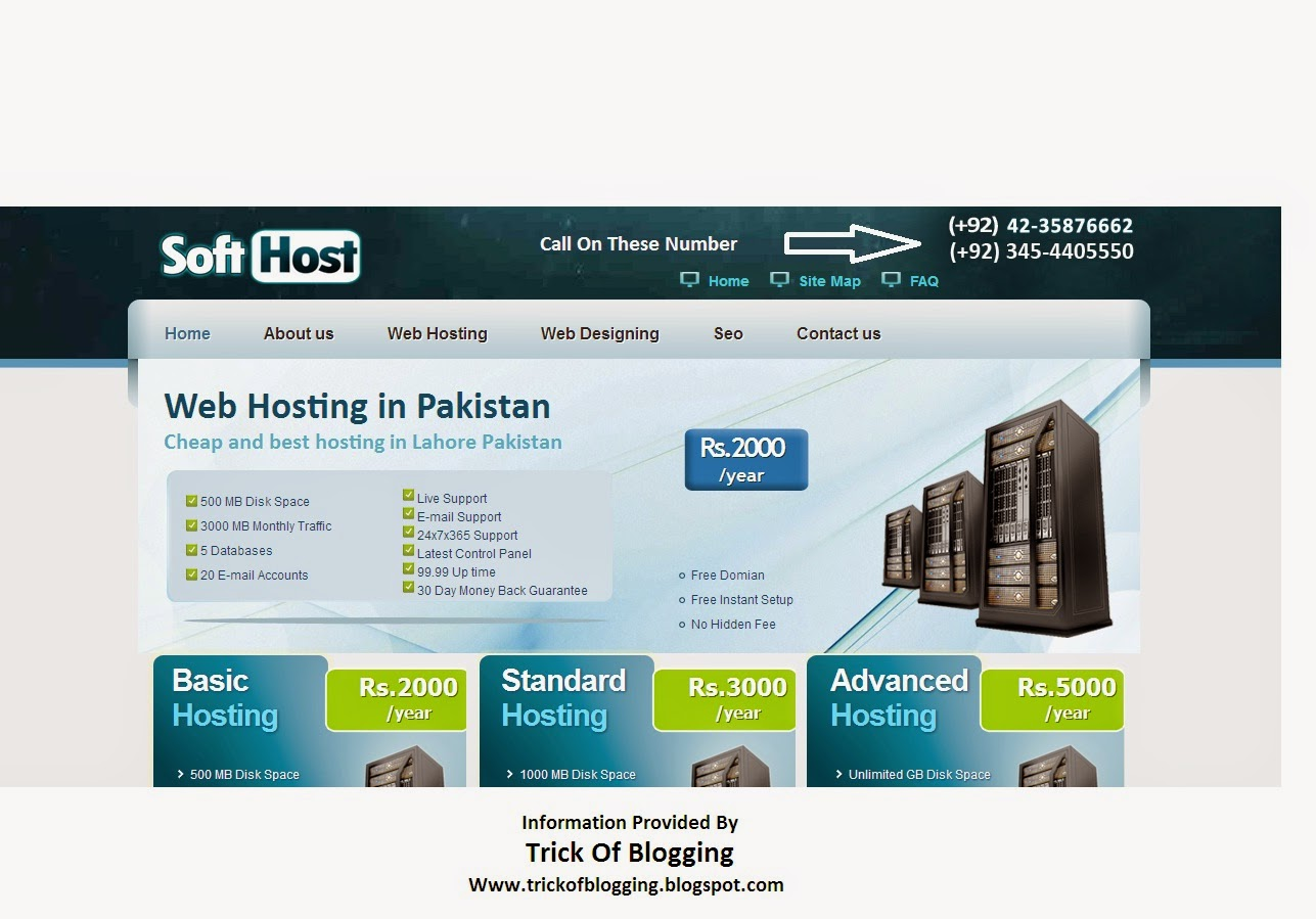 Way To Access Better Cheap Hosting + Domain In Lahore Pakistan