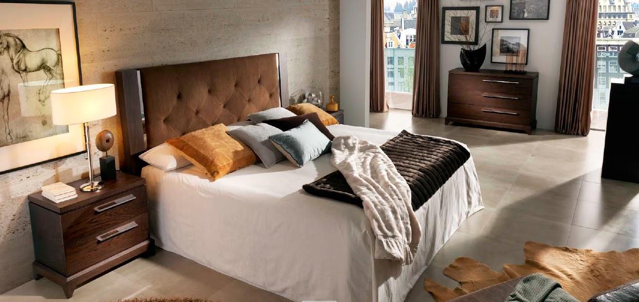 Muebles de Dormitorio: CABECEROS TAPIZADOS PARA DORMITORIOS ELEGANTES