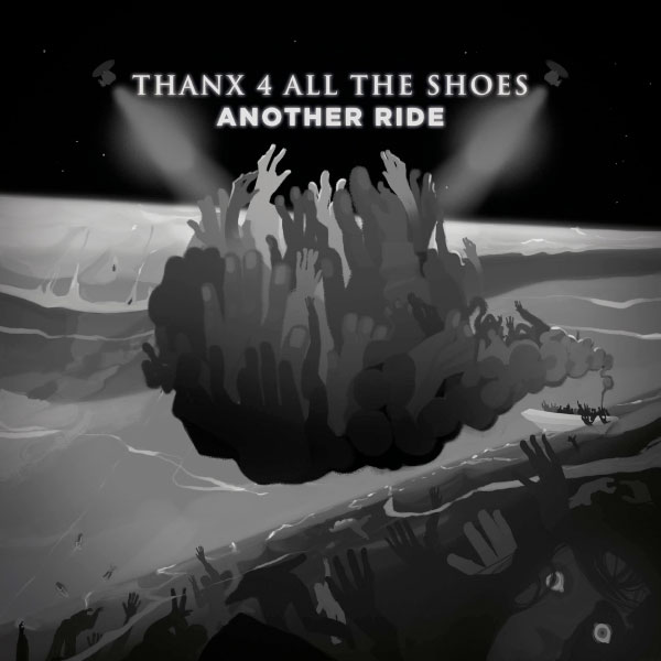 """Thanx 4 All The Shoes stream new album """"Another Ride"""""""