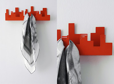 Unique Wall Mounted Coat Racks