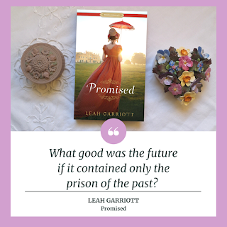 Quote from Promised by Leah Garriott