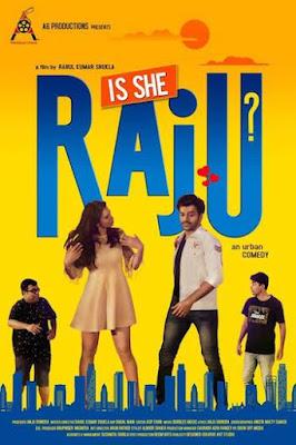Is She Raju 2019 Hindi 720p HDTV 900MB