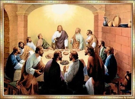 Resultado de imagem para jesus e os discipulos