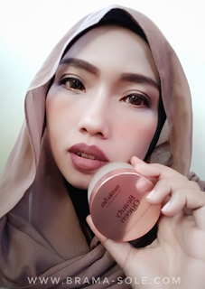 loose powder beuaty queen mustika ratu