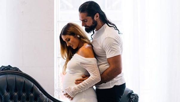 Сет Роллинс рассказал, как проходит беременность Бекки Линч