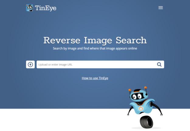 TinEye: Η πιο διάσημη μηχανή αντίστροφης αναζήτησης εικόνων
