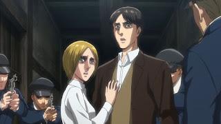 "Hellominju.com : 進撃の巨人3期 アニメ 『ダイナ・フリッツ』  | Attack on Titan ""Dina Fritz"" | Hello Anime !"