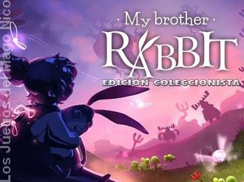 MY BROTHER RABBIT - Vídeo guía del juego B