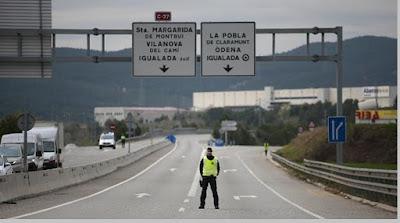 Negara yang memutuskan lockdown