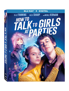 Lionsgate How to Talk to Girls at Parties Blu-ray